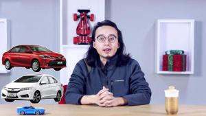 【汽车三好生】日系大咖 入门之争 丰田威驰VS本