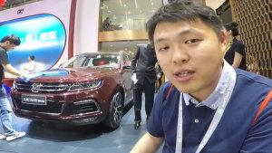 2016北京车展:体验众泰T600运动版