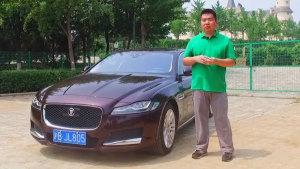 【小贱说车】挑战宝马新5系,捷豹XFL胜算几何?