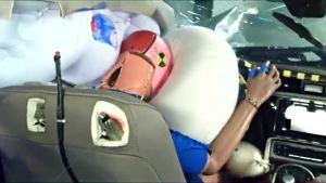 2017款 丰田 卡罗拉 美国公路安全保险协会碰撞测试