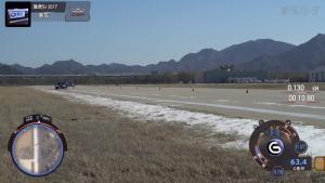 奇瑞瑞虎5x超级评测18米绕桩测试