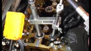 如何耗时短无损伤更换DS5气门油封?