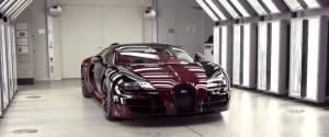 世界上最后一辆布加迪威航Veyron