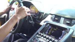 兰博基尼 Aventador LP 750-4 SuperVeloce