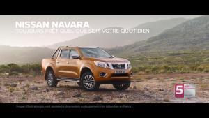日产NAVARA广告