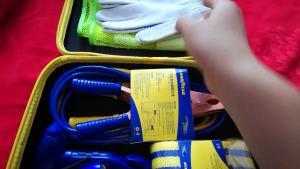 #后备箱的秘密,在汽车报价大全中奖得来的车载应急包