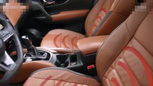 经典尊贵红色奇骏 提供车辆远程控制系统