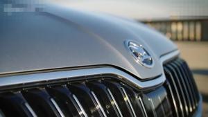 斯柯达全新速派 个性科技中级车