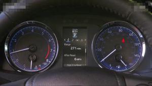丰田卡罗拉LE 高刚性承载式车身
