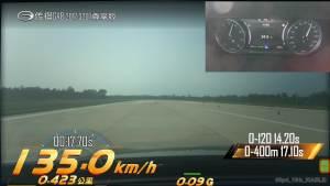 GA8加速测试