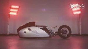 由Salt City Euros设计的#BMW# Alpha,科幻
