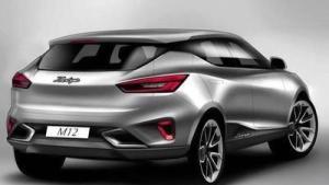 众泰赔本30亿打造最美国产SUV! 悬浮车顶、1.5T涡轮增