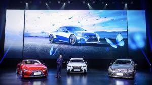 雷克萨斯旗舰车型价格下探到100万以下 豪华新贵LS/L