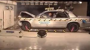 2003款 福特 维多利亚皇冠 IIHS NHTSA联合测试