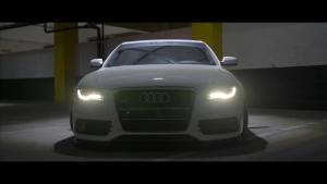 【奥迪 A4】Audi A4 B8