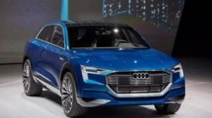 奥迪Q8概念车展示 旗下首款全尺寸SUV