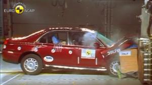 2001罗孚75 2015奥迪TT 欧盟新车安全评鉴协会