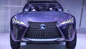 集市车报   雷克萨斯将推出两款SUV车型UX
