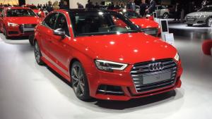 2018 奥迪Audi S3 内外实拍