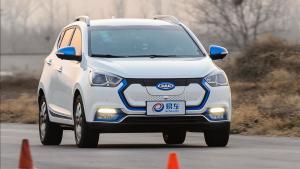 江淮iEV7S 0-100公里加速测试