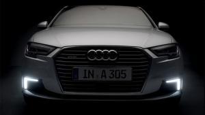 奥迪A3 e-tron概念车 360°全景解析