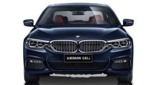 2019款宝马5系力推多款车型 三种动力表现出色