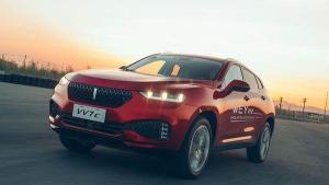 长城WEY VV7 中国旗舰品牌自主豪华SUV!