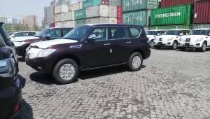 日产途乐Y62中东4.0 空间超大全能型SUV