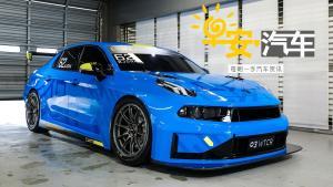 富士山下 领克03为2019年WTCR赛事蓄力 | 早安汽车