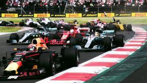 F1 历史课 | 汉密尔顿戏剧性的第四个世界冠军