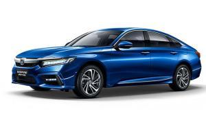 【车现场】雅阁同款?东风Honda全新旗舰轿车INSPIRE
