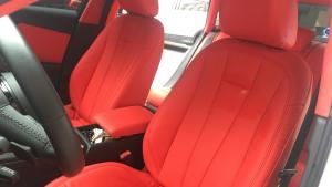 奥迪A4汽车内饰改装包真皮,西安汽车座椅包真皮