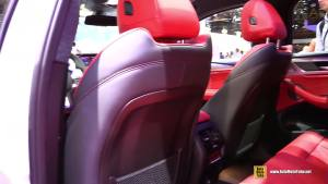 2019款宝马X4 M40d xdrive车展实拍 号称小X6