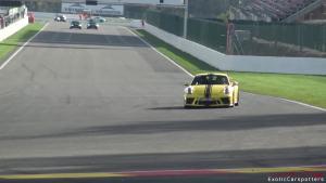 保时捷991.2 GT3斯帕赛道狂飙