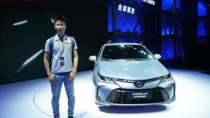 2018广州车展新车快评:全新卡罗拉