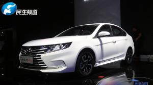 五万级高品质家轿广州车展上市 东南汽车打造新格局