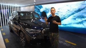 2018广州车展---548解析全新宝马X5
