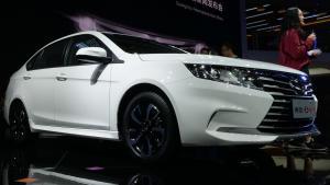 2018广州车展-东南A5翼舞正式上市 全新紧凑级轿车