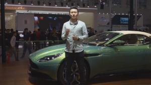 """""""外貌协会""""认为,广州车展这几台车最好看"""