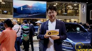 有车Video丨林肯MKC广州车展上市 起售价29.88万元