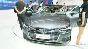 一生对手PK广州车展,奥迪A6L和宝马5系新车如何选?