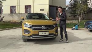 试驾一汽大众SUV探岳 售价18.88-31.98万元