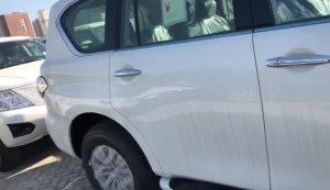 中东版尼桑途乐4.0XE现车最低价越野