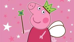 小猪佩奇星空顶,掌声送给社会人