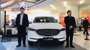 长安马自达首款7座旗舰SUV,Mazda CX-8石家庄上市