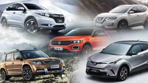 最值得购买的合资小型SUV丨Benchmarker推荐榜