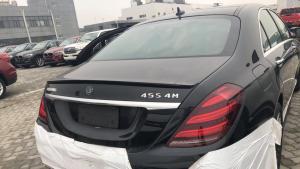18款奔驰S450价格 特惠处理奔驰S450甩