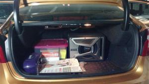 看西安沃尔沃S60汽车音响改装之旅
