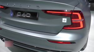 2019款沃尔沃S60,仅售25万,延续家族设计