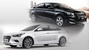 最值得购买的合资紧凑型轿车系列——名图&凯绅
